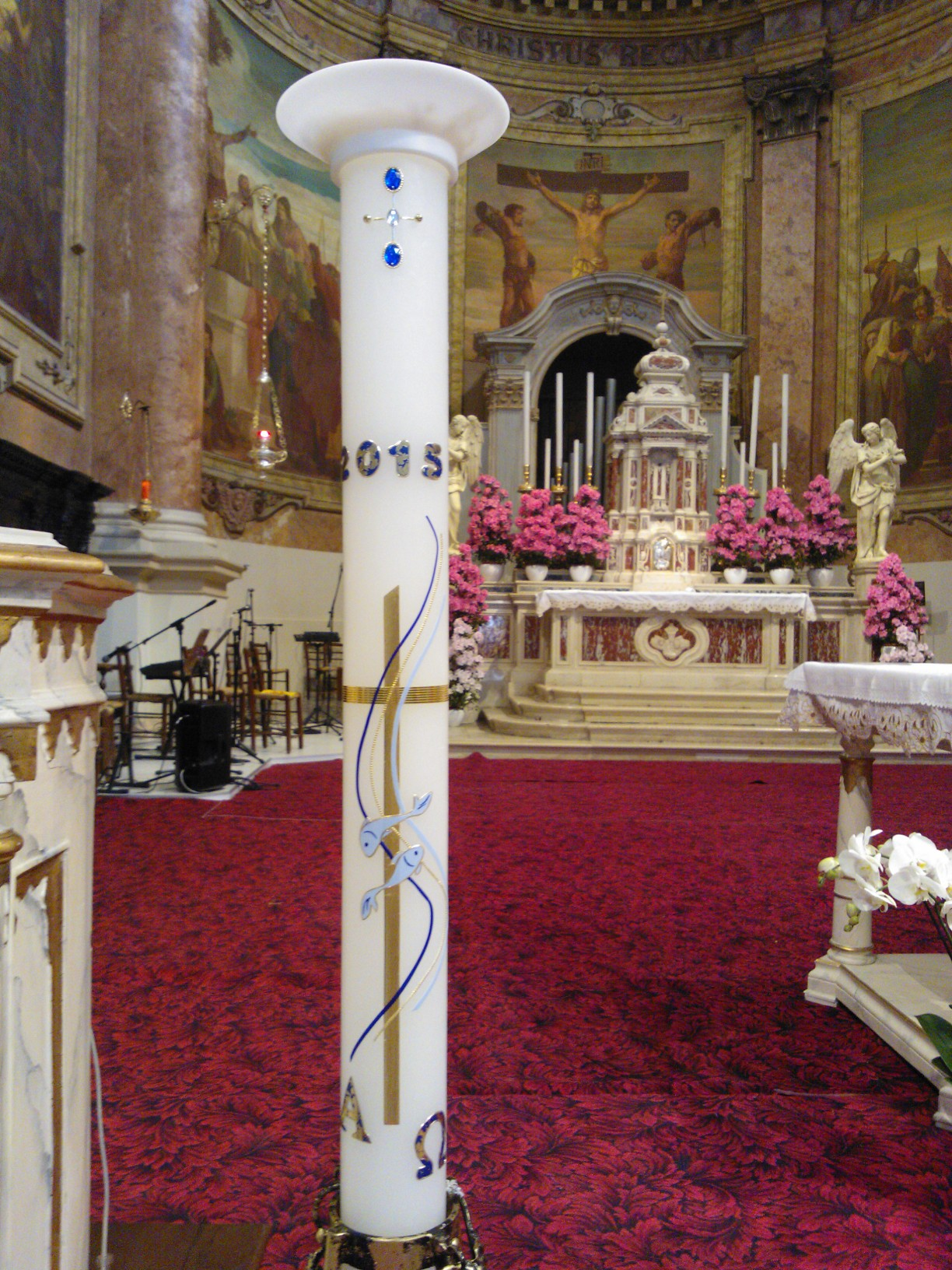 Cero 2015 Battesimo